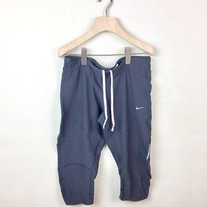 Women's Nike Running DRI-FIT Capri Medium